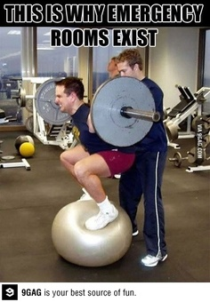 Funny Exercise Fails