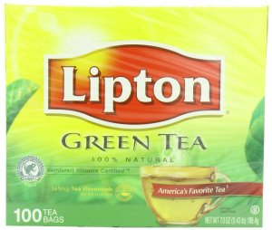 lipton diet green tea weight loss