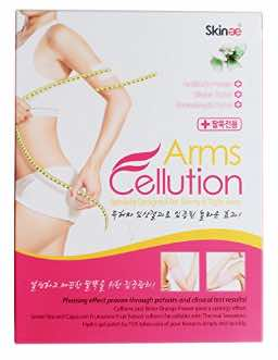 Cellulite cream patch
