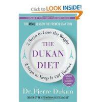 Dukan diet menu