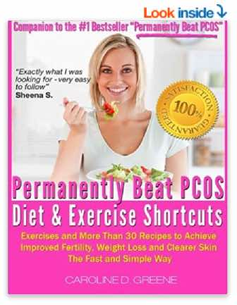 The Permanently Beat PCOS Diet & Exercise Shortcuts