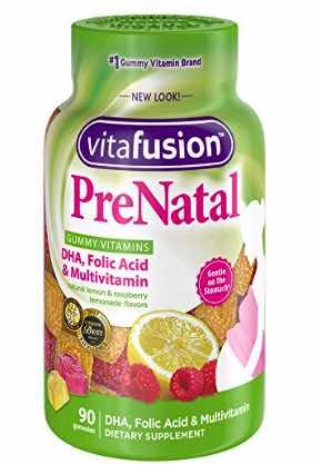 Vitafusion Prenatal